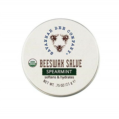 Savannah Bee Co. Hand and Nail Salve 2oz.