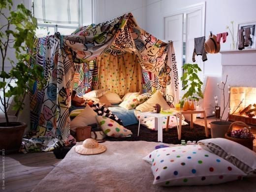 Indoor Den