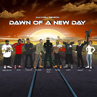 Maxwell Benson 'Dawn Of A New Day' (EP)