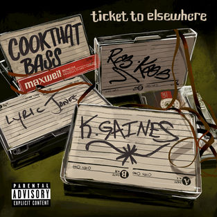 Ticket To Elsewhere 'Cook That Bass' (Single)
