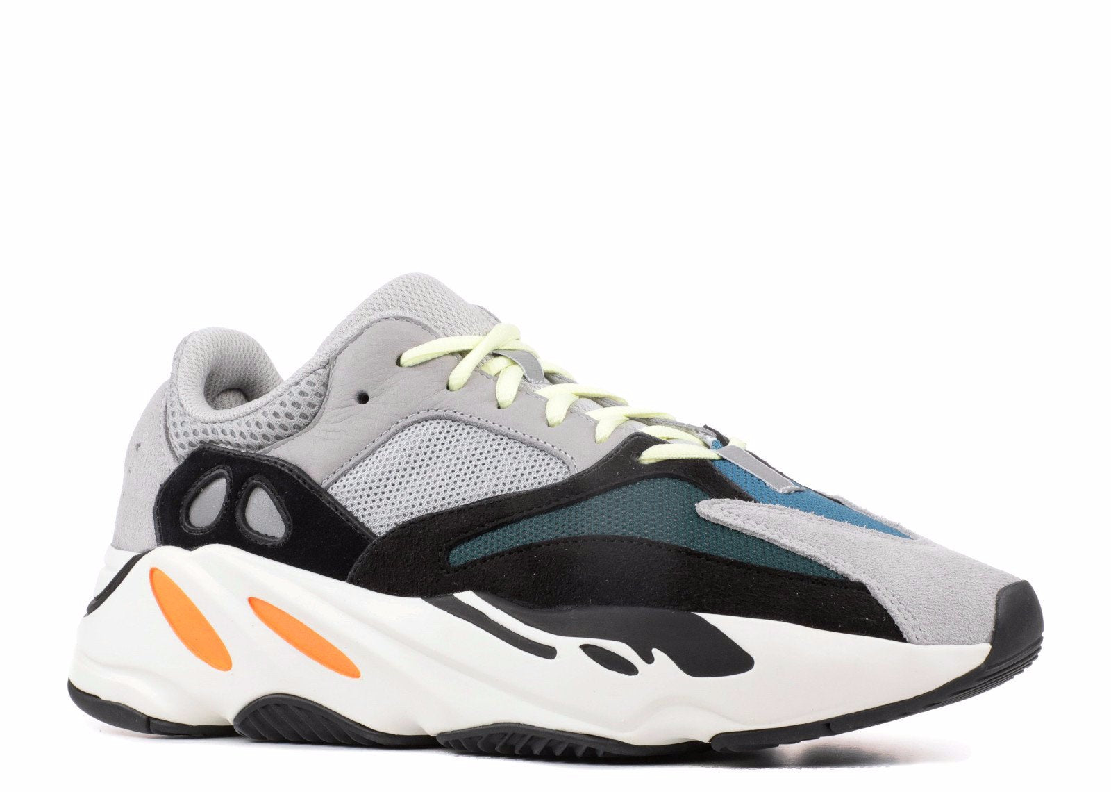 1316b3bad Adidas  Yeezy Boost 700 Wave Runner  Sneaker (White Black Grey ...
