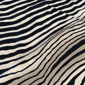 Face Covering - Zebra print