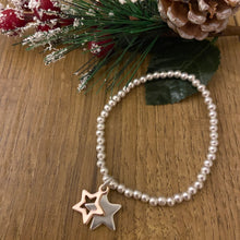 Load image into Gallery viewer, Star Charm Bracelet