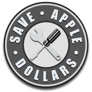Save Apple Dollars Logo