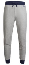 B.U.M. French Terry Jogger- Grey Heather
