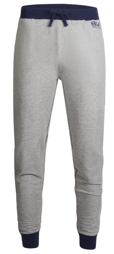 French Terry Joggers - Grey Heather