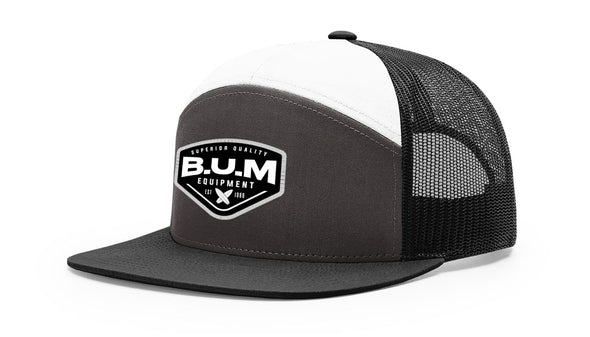 Flatbill B.U.M. Hat - 3-Color
