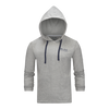 B.U.M. Brushed Jersey Hoodie- Grey Heather