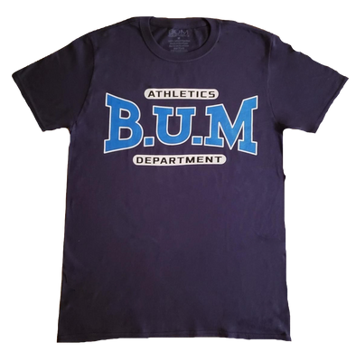 Navy Athletics B.U.M. Department Tee