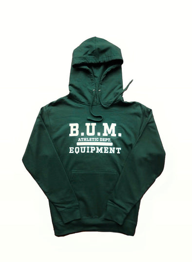 Oversized Athletic Dept. Hoodie - Alpine Green