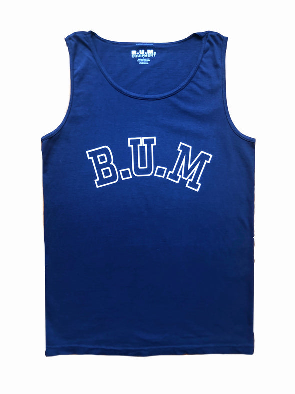 Vintage Tank Top - True Navy