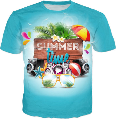 T-Shirt SUMMER TIME