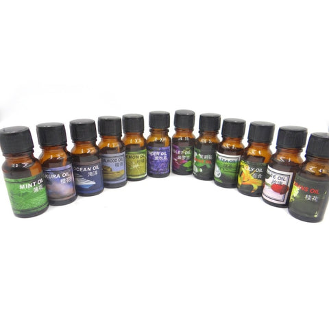 Essential Oils For Aromatherapy Diffusers Body Massage 10ML