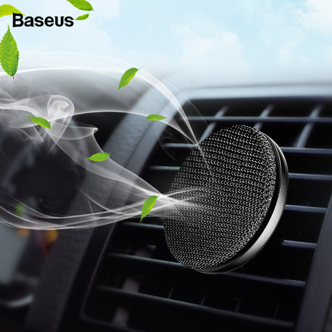 Aromatherapy Car Phone Holder Air Purifier Freshener