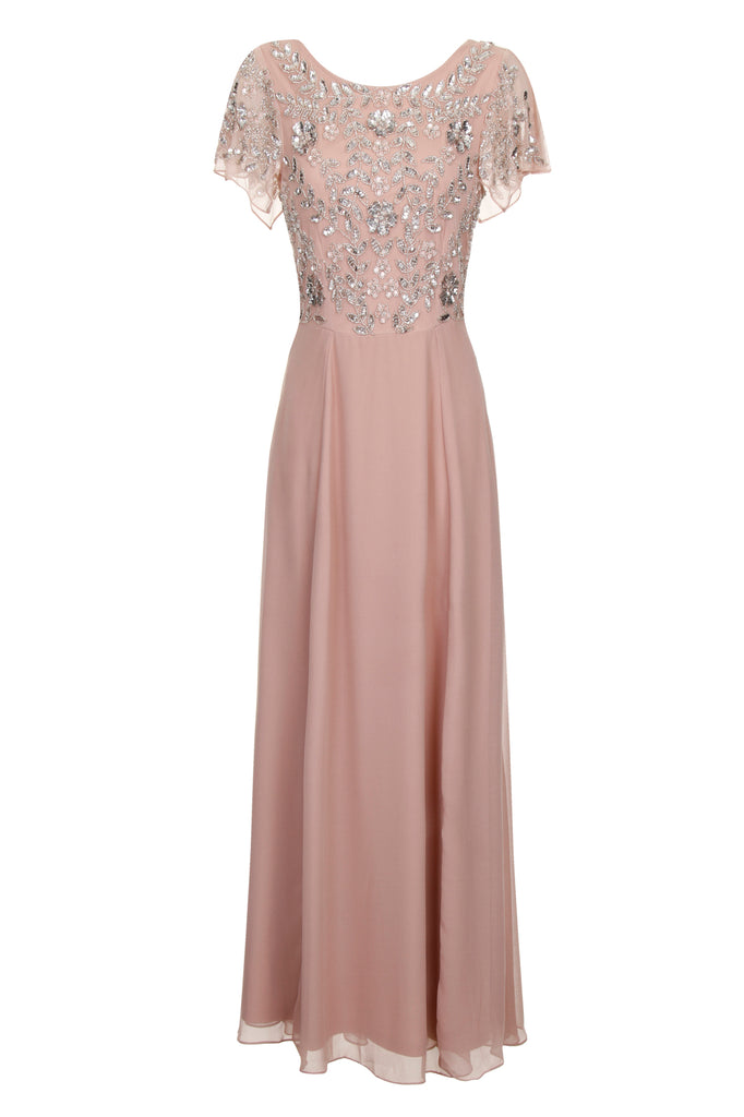 Rhonda Embellished Maxi Dress