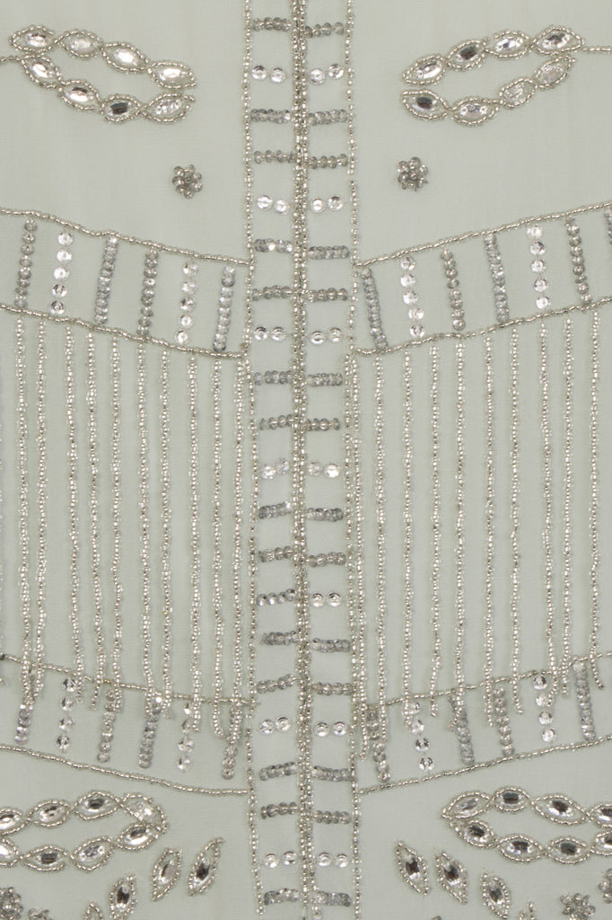 Birgit Embellished Flapper Dress