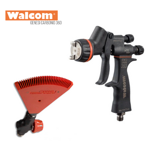 SPECIAL OFFER - Walcom Carbonio Gun + Blower