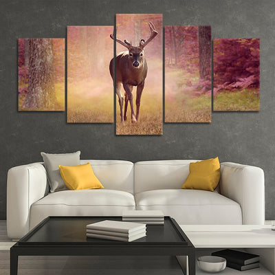 Autumn Deer canvas prints cheap