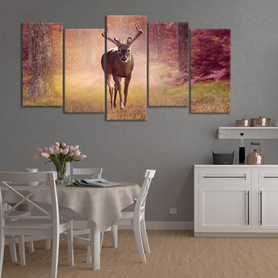 Autumn Deer canvas prints online