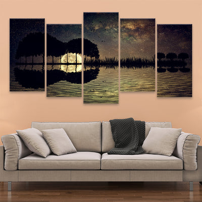 3 piece wall art 5 piece wall art