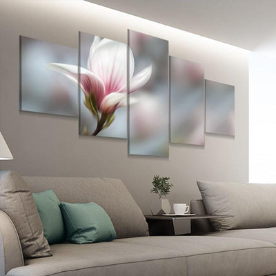 Peaceful Pink Flower canvas prints online