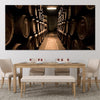 Wine Cellar extra large wall art