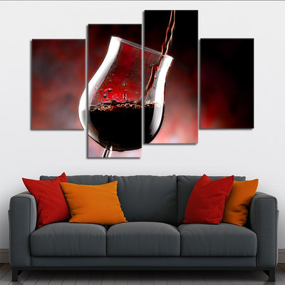 canvas wall art large wall art set of 4