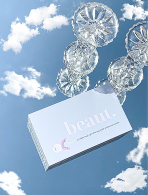 Beaut Beauty Co Wireless LED Whitening Kit