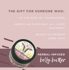 Belly Butter for the mom.