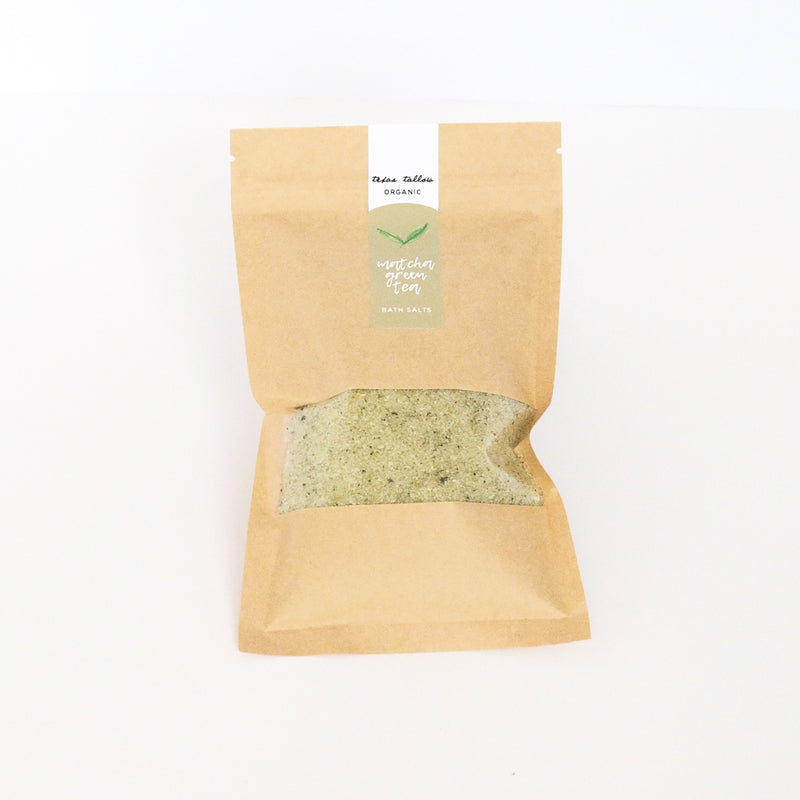 herbal bath salts, epsom bath, herbal soak, herbal bath, herbal tea bath, herbal skincare, herbal beauty, green beauty, nontoxic beauty, oolong, earl grey, jasmine green tea, matcha bath salts