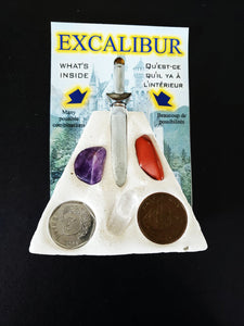 Excalibur Dig it Out Treasure
