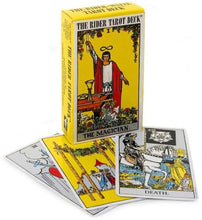 Load image into Gallery viewer, The Rider Tarot Card Deck