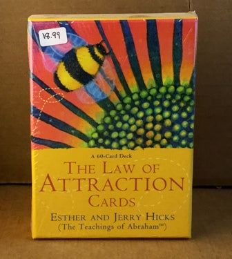 The Law of Attraction Tarot Card Deck