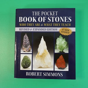 Pocket Book of Stones  by Robert Simmons
