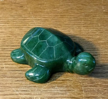 Load image into Gallery viewer, Jade Turtle, 3""