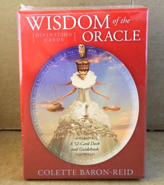 Wisdom of the Oracle Divination Card Deck