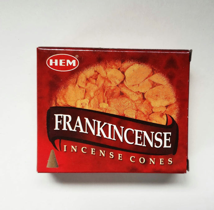 Hem Incense Cones - Frankincense