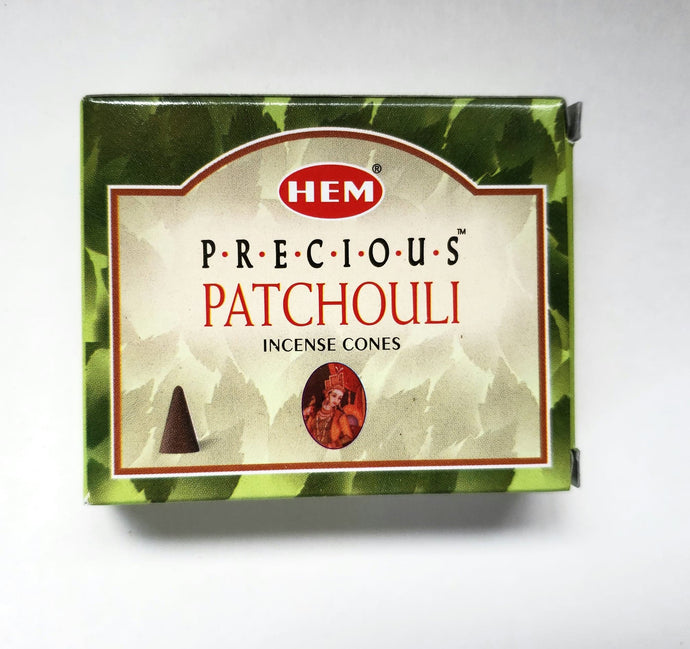 Hem Incense Cones - Patchouli