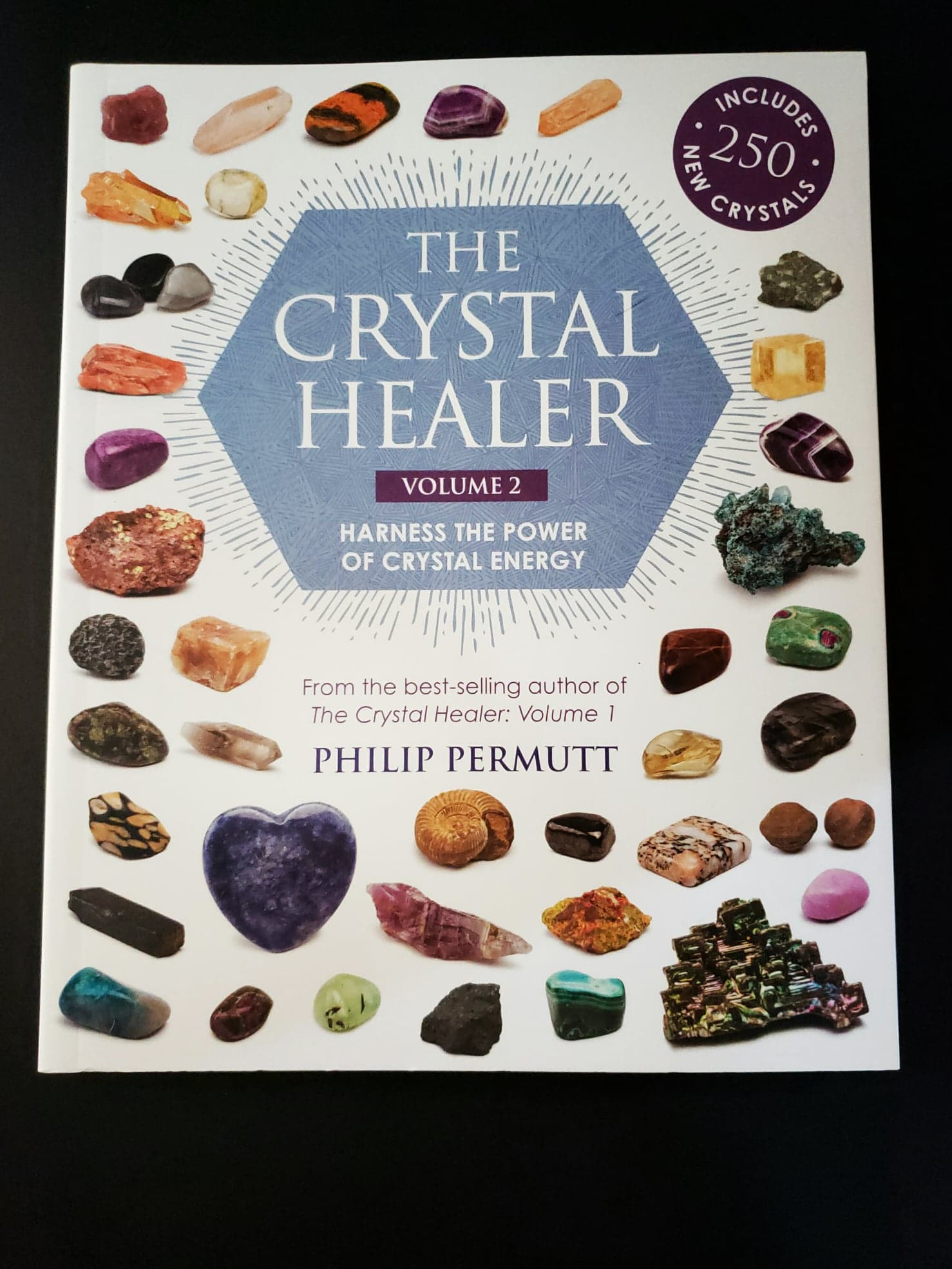 The Crystal Healer Vol. 2 By Philip Permutt