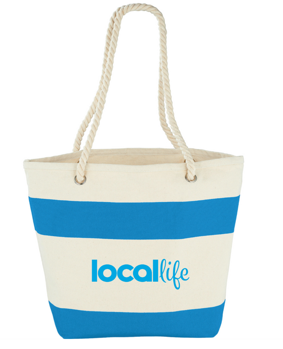 LOCAL Life Rope Tote