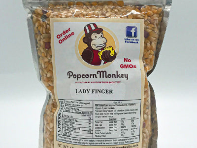 Lady Finger Kernels