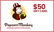 Load image into Gallery viewer, Popcorn Monkey Gift Card