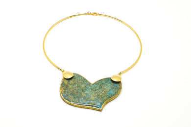 Valeria Blue Necklace