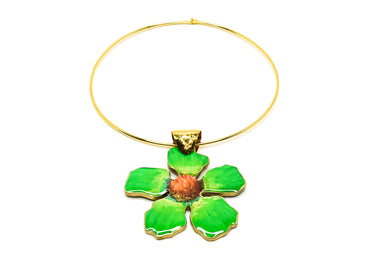 Angelina Jade Necklace
