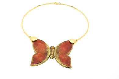 Sara Luz Ruby Necklace