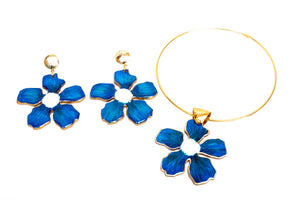 Combination Deep Blue Gift Set