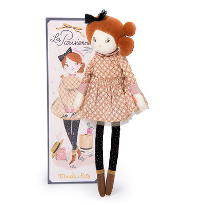 Bambola Grande Madame Constance 47cm Les Parisiennes | Moulin Roty 642509