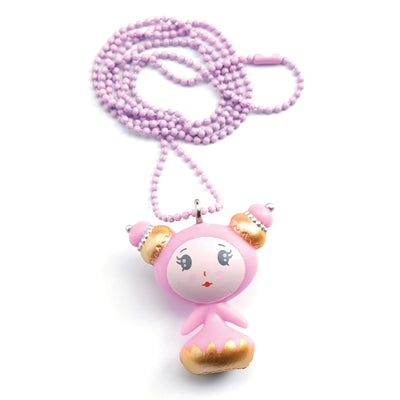 Collana Ciondolo Bambina, Lovely Charms, Sweet | Djeco DD03802