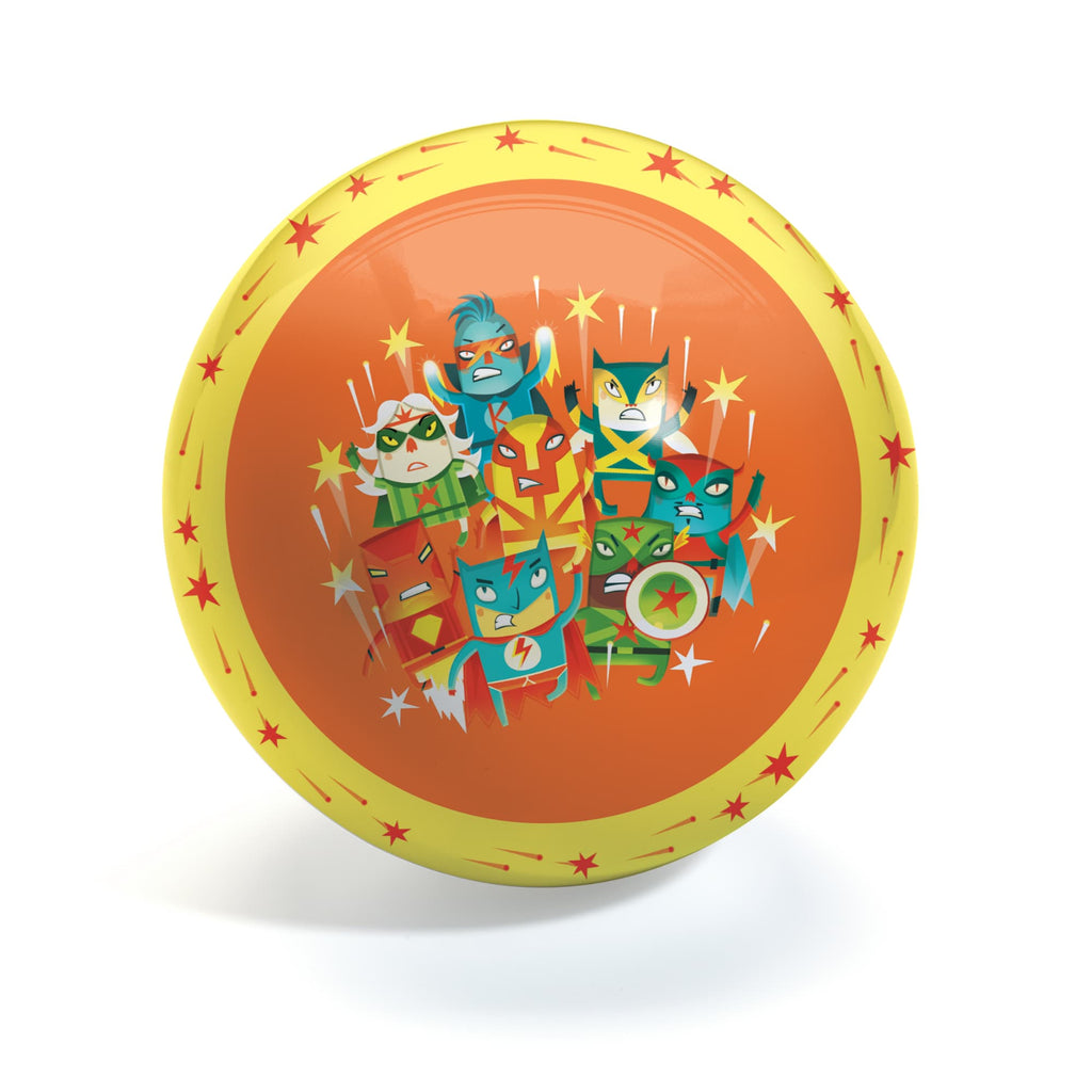 Palla Grande Super Heroes Ball Large