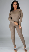 Load image into Gallery viewer, Sweater 2pc set